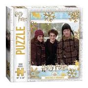 Christmas at Hogwarts (550pc)