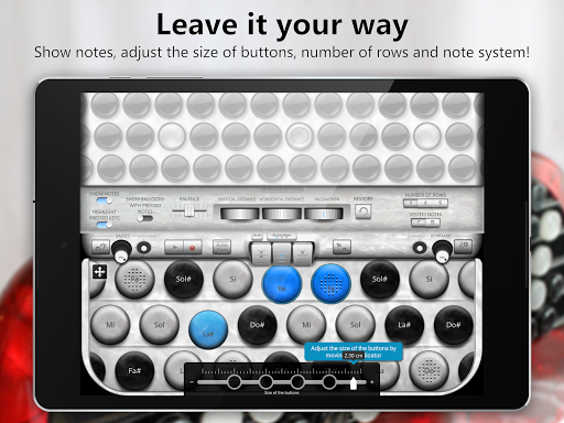 Accordion Chromatic Button  screenshots 11