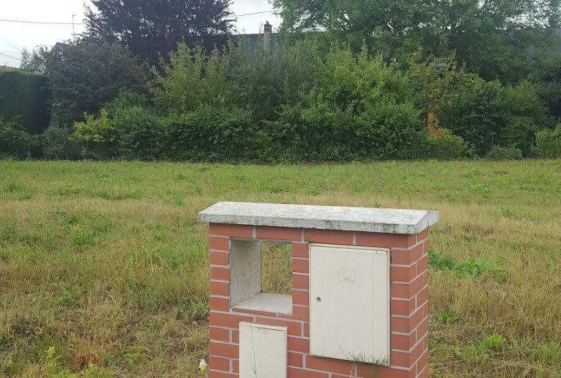 Vente Terrain + Maison - Terrain : 608m² - Maison : 110m² à Chambly (60230)
