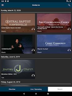 Download Worship Live TV For PC Windows and Mac apk screenshot 5