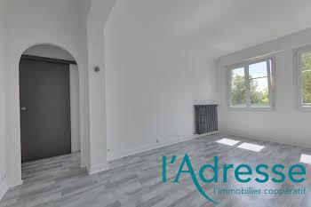 Appartement 2 pièces 46,48 m2