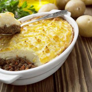 Quick & Easy Shepherd's Pie.