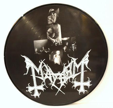 Mayhem - Mediolanum Capta Lst - Picyure Disc