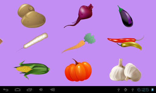 Learn Vegetables With Bheem