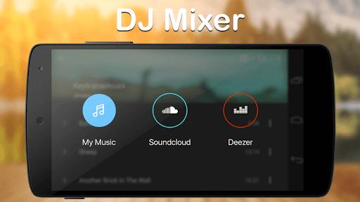 DJ Mixer-Remix Music-DJ Mixer-dj music mp3 for PC