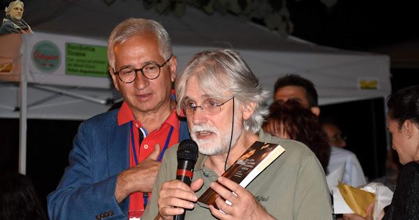 2018-07-15 Presentazione Guida al Birra e Griglia Fest di S.Stefano Quisquina (AG)