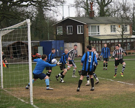 Photo: 05/03/11 v Benhall St Mary (Suffolk Primary Cup S-F) 2-4 - contributed by Martin Wray