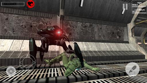 Space Predators Strike: Shooting Game 1.1.2 DreamHackers 2