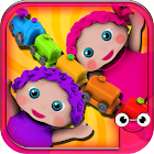 Preschool Educational Games for Kids-EduKidsRoom icon
