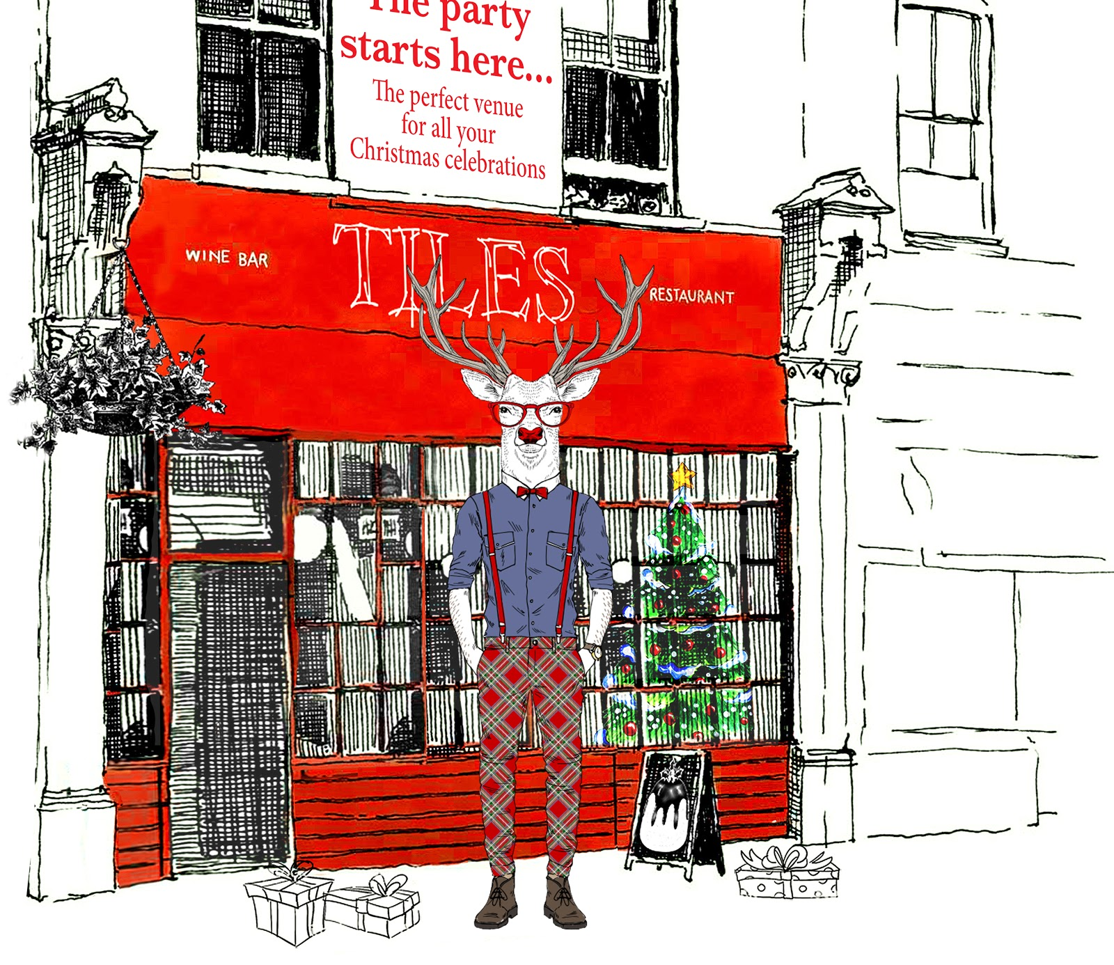 Tiles Restaurant & Bar