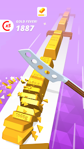Perfect Slices Mod Apk V1.2.7(Unlimted Money) 3