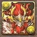 天頂の雷霆龍・インドラ