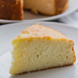 Best Ever Vanilla Sponge Cake.