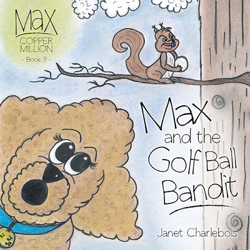 Max and the Golf Ball Bandit cover