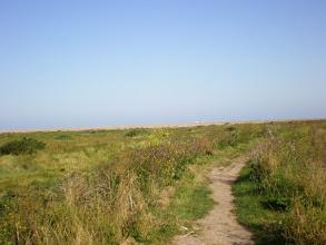 Photo: Norfolk Coast Path - From Wiveton to Cromer - Cley Eye