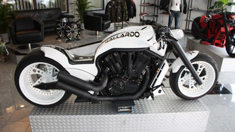 "Harley Davidson V Rod ""Gallardo"" by No Limit Custom"