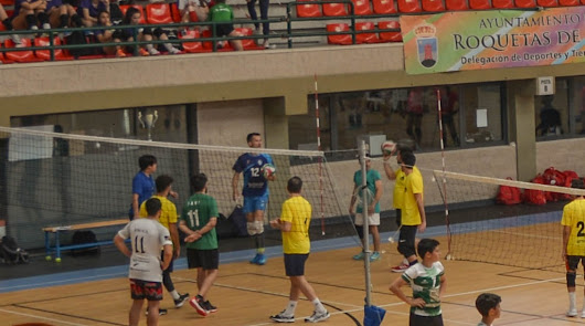 Finaliza la quinta edición del Torneo Nacional de Voleibol Ciudad de Roquetas