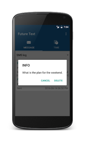 Future Text Screenshot
