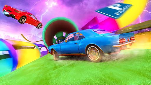 Miami Mega Ramp Impossible GT Racing Stunts 1.0 screenshots 2