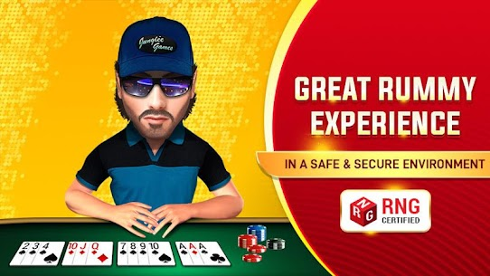 Play Indian Online Rummy Card Game Online – JungleeRummy Apk  Download For Android 2