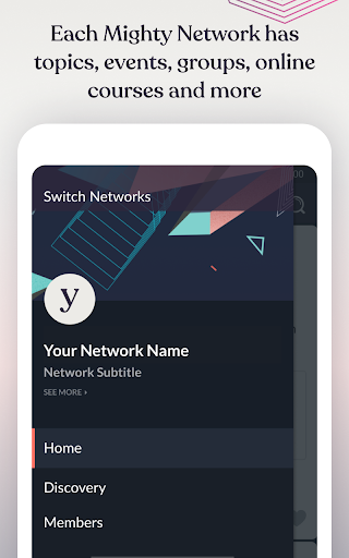 Mighty Networks screenshot 2