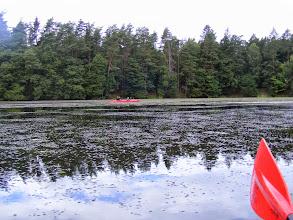Photo: cd. jeziora Krzynia...