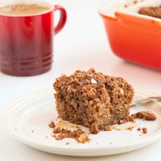 Cinnamon Almond Cake.