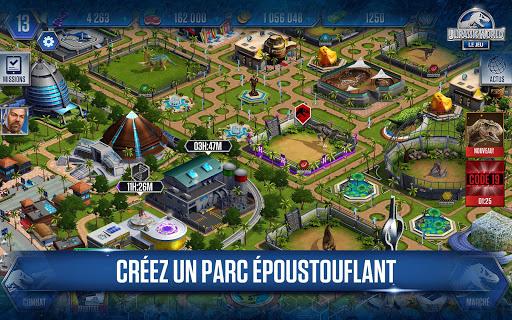 Jurassic Worldu2122: le jeu  captures d'u00e9cran 2