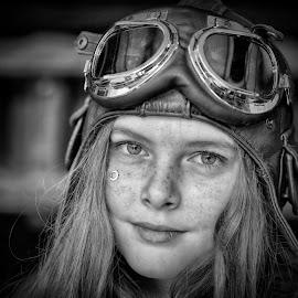 by Marco Bertamé - Black & White Portraits & People (  )