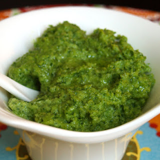 Italian Parsley Pesto Sauce
