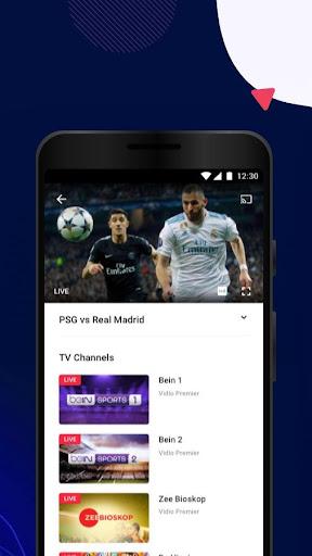 Vidio - Nonton Video, TV & Live Streaming Gratis 4.18.11-0369bca screenshots 2