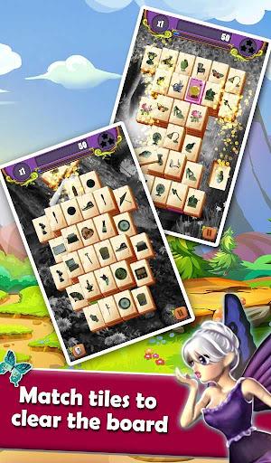 Mahjong Magic Worlds: Journey of the Wood Elves android2mod screenshots 17