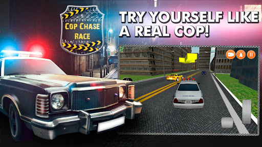 City Police Chase 3D