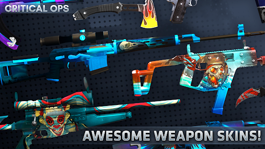 Critical Ops: Multiplayer FPS 2