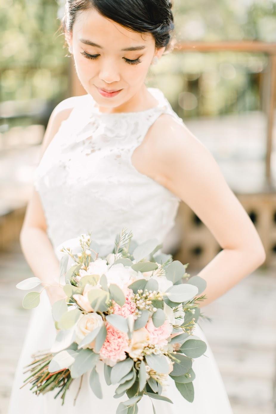 在 台南 的 日月潭雲品 場地舉行陽光正好的美式婚禮 , 是每位新娘夢寐以求的西式戶外婚禮樣式!