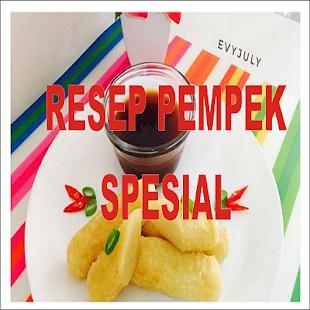 recipes Pempek - náhled
