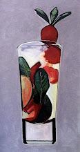 Photo: Strawberry Mojito Wynwood Art - Will Wieber