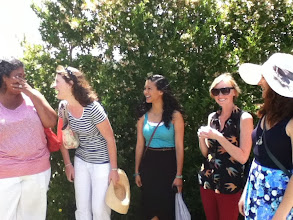 Photo: SOZO staff ladies having fun