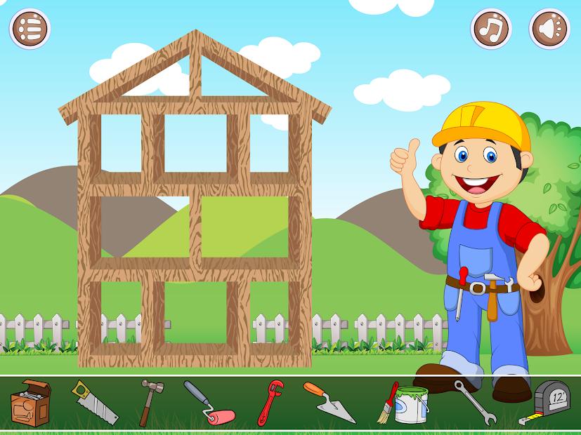 Kids Learn Professions screenshot 14