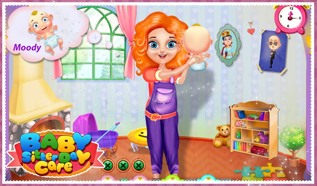 Baby Sitter Day Care- screenshot