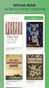 Free Books – read & listen 4