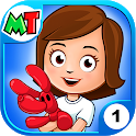 My Town: Home Dollhouse: Kids Play Life house game icon