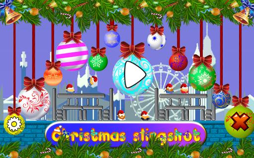 Christmas slingshot Free