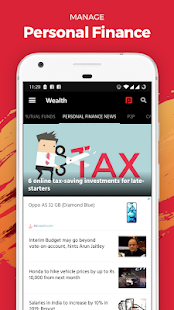 Download Economic Times : Market News APK on PC