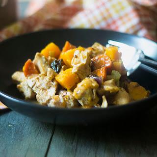 GF Chicken Squash Stew.