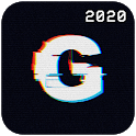 Glitcho - Glitch Video & Photo Editor icon
