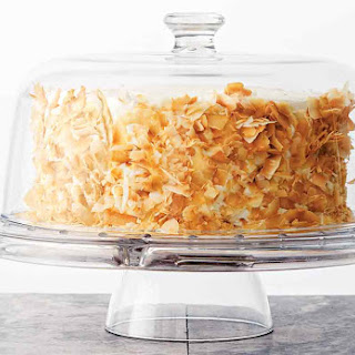 Coconut Carrot Cake.