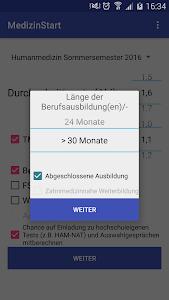 MedizinStart 2016 screenshot 1