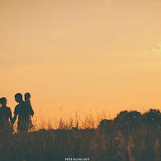 Wedding photographer Petr Kapralov (kapralov). Photo of 21.06.2013