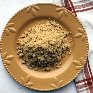 Sauce Chicken Quinoa Recipes